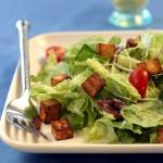 помидоры в салате цезарь