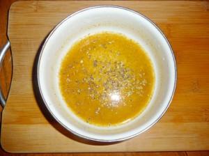 остро-сладкий маринад