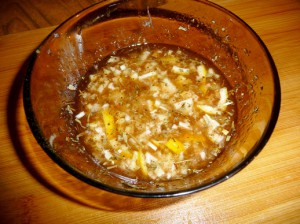маринад для куриного шашлыка