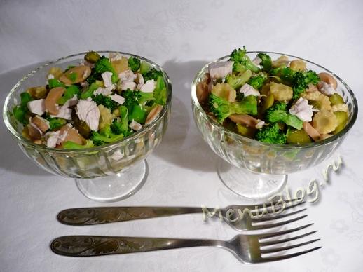 салат бруклин