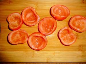 помидоры без мякоти