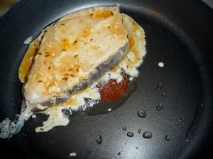 обжарить рыбу в кляре